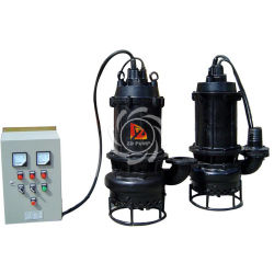 Palm Oil Mill Submersible Sludge Pump Slurry Pump