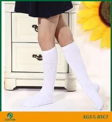 f8e65920747 Hot Selling Cheap Long Knee High White School Students Socks
