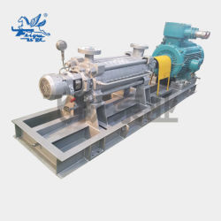 Centrifugal Slurry Chemical Industrial Multistage Oil Pump