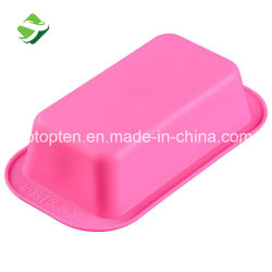 Factory-Outlet Rectangle Cake Silicone Baking Mould