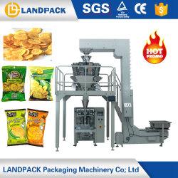 Potato Chips/Prawn Cracker Pack Snack Food Packaging Machinery