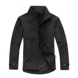 Fg Camo Tactical Men's Waterproof Coat Military Jacket