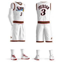 407e50b062e 2019 OEM Customized Sublimation Basketball Jersey Uniform Design