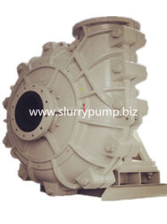 Coal Washing Suction Ash Horizontal Centrifugal Slurry Pump