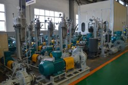 Industrial Processing Submersible Slurry Centrifugal Pump