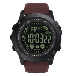 Bluetooth Remote Pedemeter Take Photo Ultra-Long Standby Waterproof IP68 Sport Wrist Smart Watch for Men