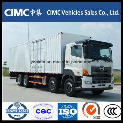 Hino 8X4 Refreezer Truck /Cargo Box Van/Van Truck