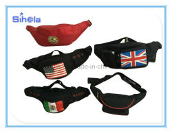 Embroidery Design Simple Wasit Bag for Tourist