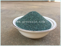 F14 99% Silicon Carbide Green Used in Grinding Wheel