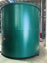 Sunite/ AAC /Block Machines- Slurry Storage Tank Inner