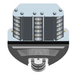 High Power 160 Lumen LED Street Light 185W for Park