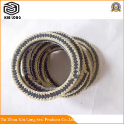 Aramid Fiber Packing Ring Suitable for Wear - out Medium Containing Solid Particles