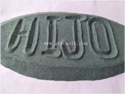 F240 Green Silicon Carbide Used in High-Temperature Semiconductor Electronics