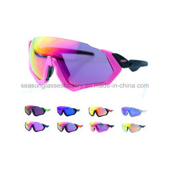9bbbcb8da4 Best UV400 Protective Interchangeable Temples High Quality Sport Cycling Sunglasses  Polarized 3 Lens