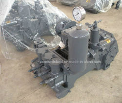 Bw-600/10 Triplex Hydraulic Mud Pump for HDD Drilling Rig