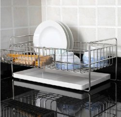 Morden House Simple Dish Drying Holder