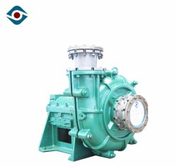 Chemical Cantilever Horizontal Slurry Pump / Centrifugal Sand Pump Single Stage