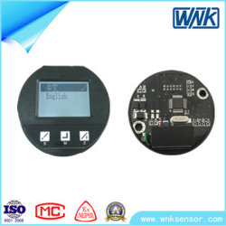 Smart 2088 4-20mA Diezoresistive Silicon Pressure Transmitter PCB Module with LCD Display