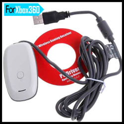 Wireless PC USB Gaming Receiver for xBox 360
