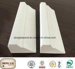 Waterproof Flat Door Frame Jamb Wood Moulding