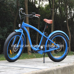Beach Fat Tire Electric Bike for Men Use