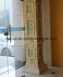 Factory Sale 3D Design PVC Marble Slab for Interior Wall Decoration