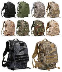 11 Colors Tactical Military Backpack Molle Camo Camping Hiking Bag