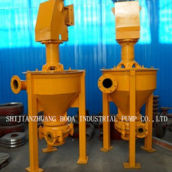 Flotation Gold Mining Vertical Slurry Foam Pump