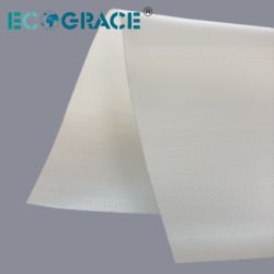 Sludge Concentration / Dewatering Filter Cloth Bag Press Filter Cloth