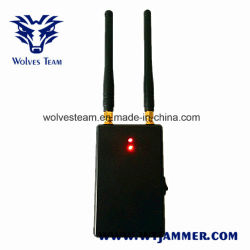 Cell phone and gps jammer - 3W Portable CDMA450 Cell Phone Jammer