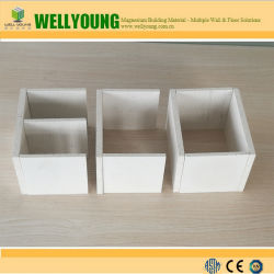 Decorative Building Material Fireproof Sanded MGO Panel
