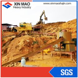 Dry Land Gold Selection Mining
