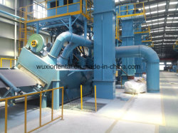Intelligent Ocean Container Manufacturing System Integrated Production Line