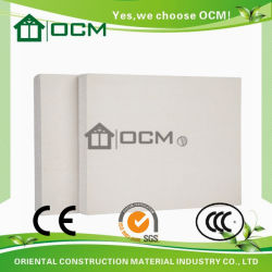 Wood Grain Magnesium Oxide Board for Building Decoration