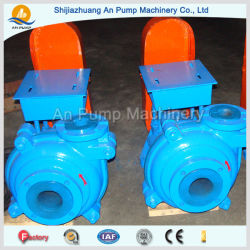 High Efficiency Long Service Life Horizontal Centrifugal Slurry Pump