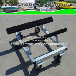 Wholesale Buy Factory Supply Galvanized 0.9X0.6m Boat Dolly of Boat Trailer (BD10)