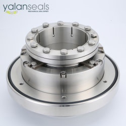 ZWJ Mechanical Seal for Slurry and Industrial Pumps
