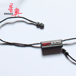 Customized String Seal of Factory Garment Hang Tag