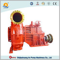 Industrial Horizontal Centrifugal Rriver Sand Suction Gravel Dredge Pump