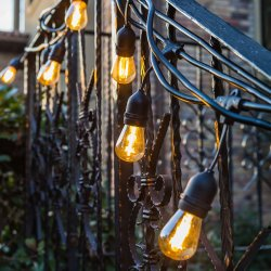 commercial outdoor led string lights indoor outdoor 24ft waterproof string lights outdoor backyard patio led commercial light china lights
