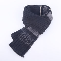 Jacquard Winter Fashion Scarf for Men
