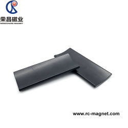 Segment Parts High Quality Ferrite Arc Magnet for DC Motors