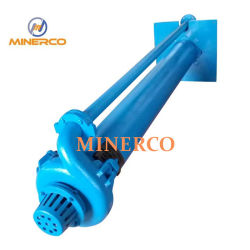 High Quality High Chrome Vertical Slurry Sump Pump