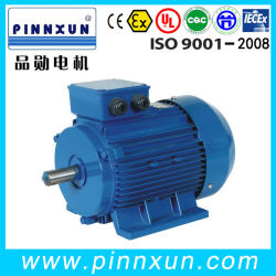 Y2 Cast Iron Asynchronous Ac Electric Three Phase Induction Er Axial Fan Water Pump Air Compressor