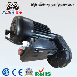 China 220V High Torque Low Rpm Electric 1 HP Small Gear Reducer