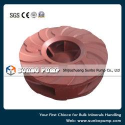 High Chrome Mud Slurry Pump Part Impeller