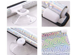 Front Windshield Sun Shade Retractable Car Sunshade with PVC Material