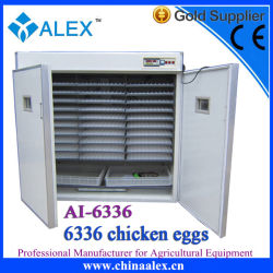 New Type Poultry Incubator Hatching Machine with CE Certificate