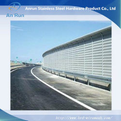 Echo Barrier Acoustic Barriers Manufacturer with ISO