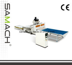 CNC Router Line with Automatic Loader and Unloader CNC Router Production Line